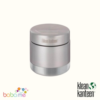 Klean Kanteen 236ml Vacuum Insulated Canister Food Flask