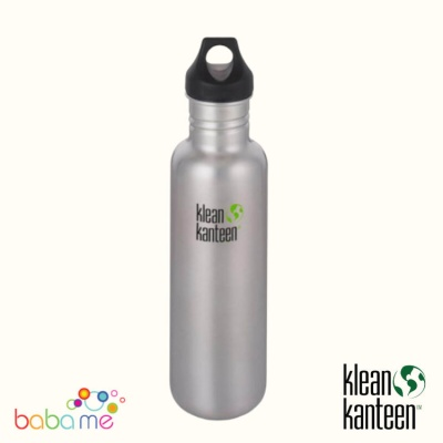 Klean Kanteen 800ml Classic Loop Stainless