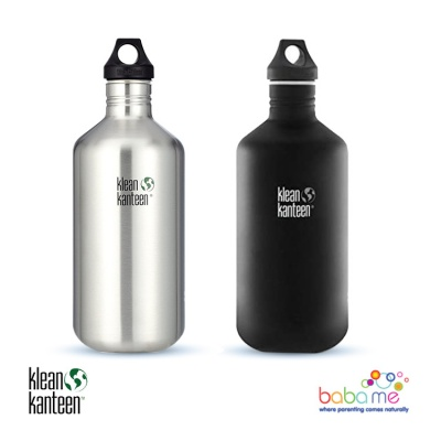Klean Kanteen Classic Bottle Single Wall 1900ml Loop Cap