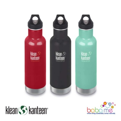 Klean Kanteen Classic Bottle Vacuum Insulated 592ml