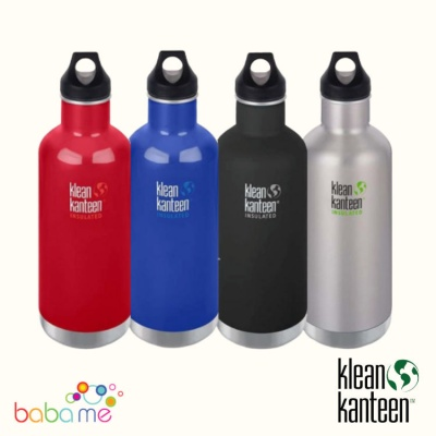 Klean Kanteen Classic Bottle Vacuum Insulated 946ml