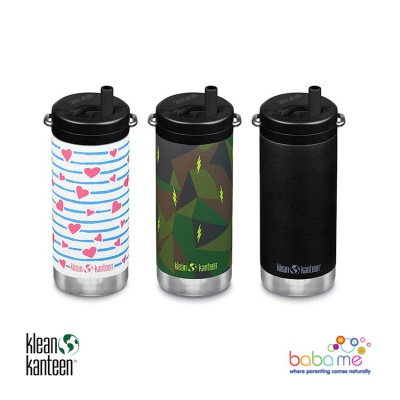 Klean Kanteen Insulated TKWide w/ Twist Cap 355ml