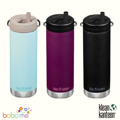 Klean Kanteen Insulated TKWide w/ Twist Cap 473ml