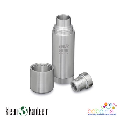 Klean Kanteen Kanteen Tk-Pro Insulated 500Ml Brushed Stainless
