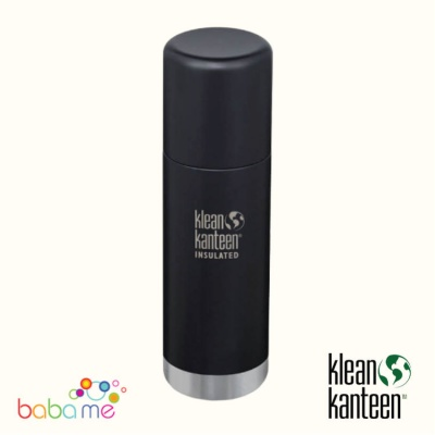 Klean Kanteen Kanteen Tk-Pro Insulated 750Ml Shale Black