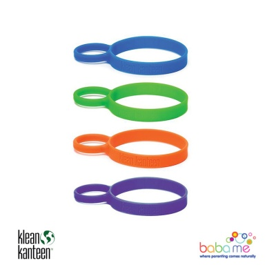 Klean Kanteen Pint Ring 4 Pack Multi Coloured