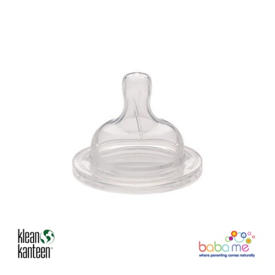 Klean Kanteen Slow Flow Nipple 2 pack