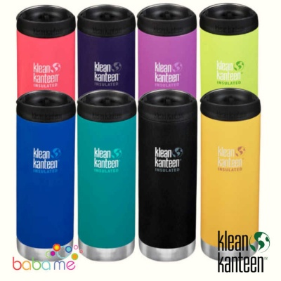 Klean Kanteen Tkwide 473ml / 16oz Cafe Cap