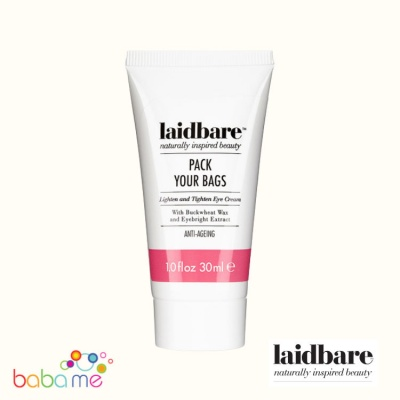 Laidbare Pack Your Bags Eye Cream 30ml