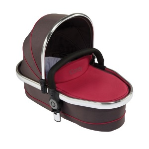icandy peach twin carrycot berry bon bon