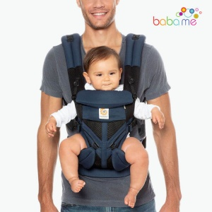 Ergobaby Omni 360 Cool Air Mesh-Raven