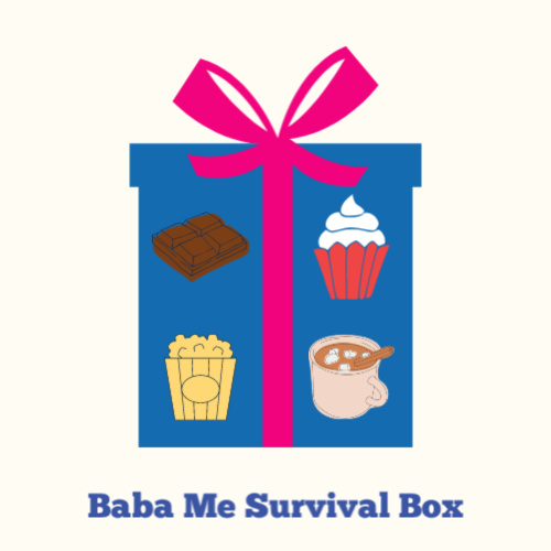 Baba Me Survival Mystery box