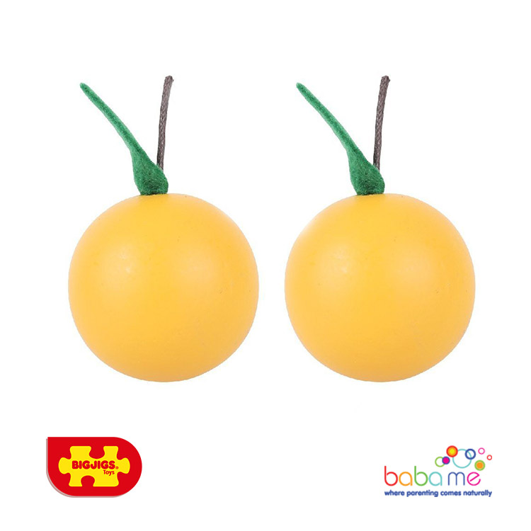 Bigjigs Clementine Wooden Play Food