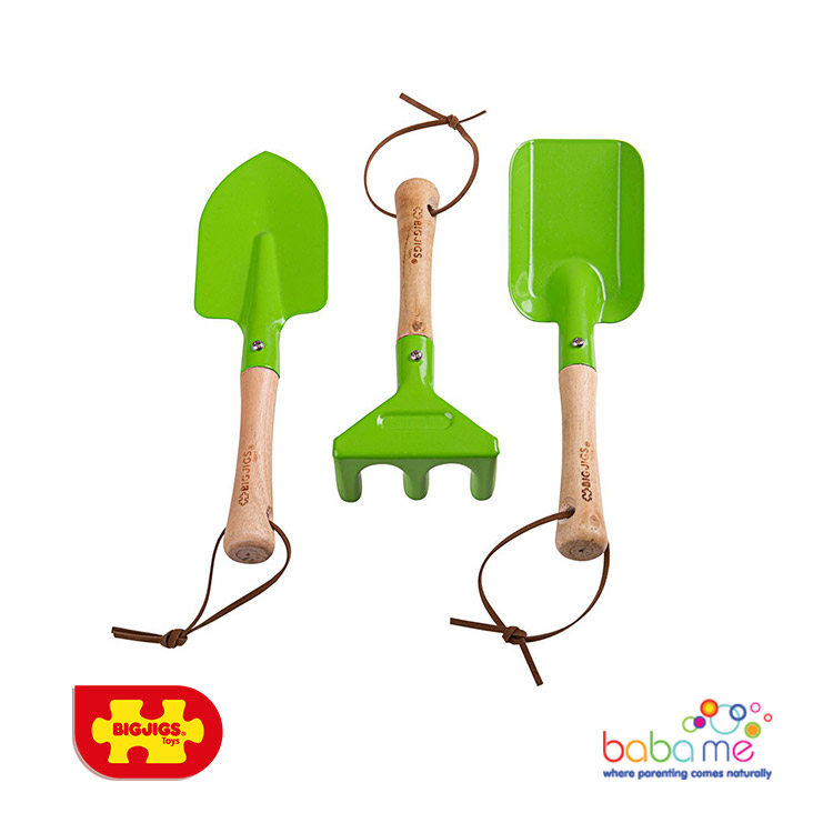 Bigjigs Garden Hand Tools