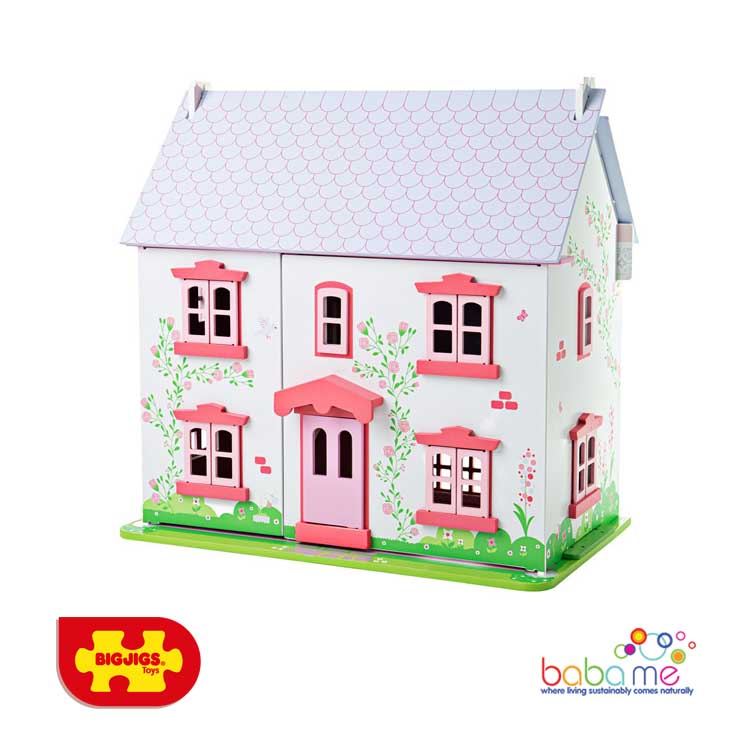 Bigjigs Rose Cottage