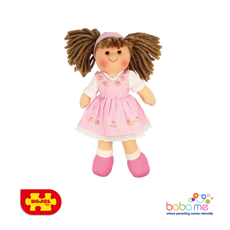Bigjigs Rose Doll Small