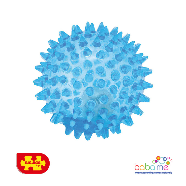 Bigjigs Spikey Sensory Light Ball