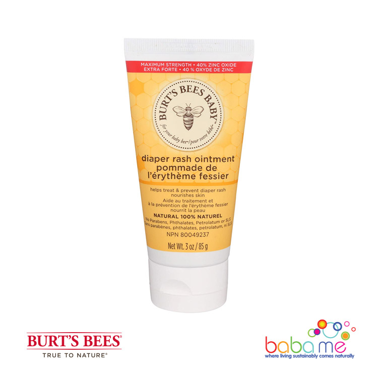 Burt's Bees Nappy Rash Cream 3oz