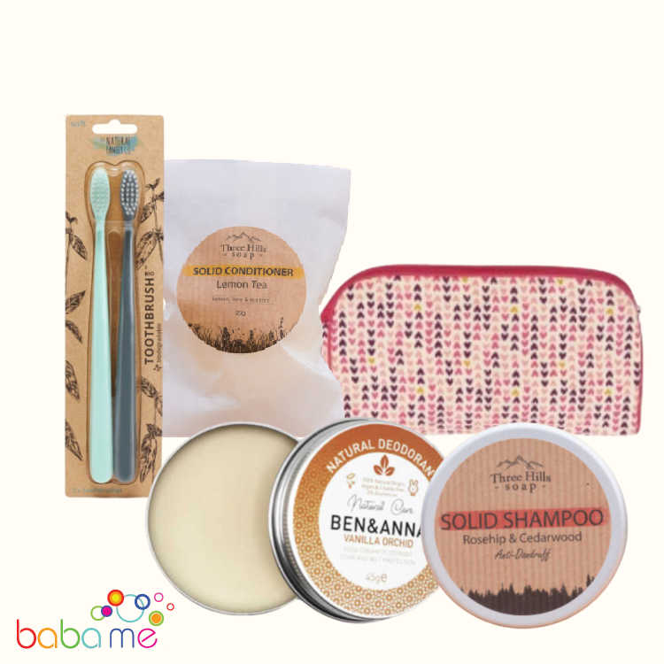 Eco Toiletry Set