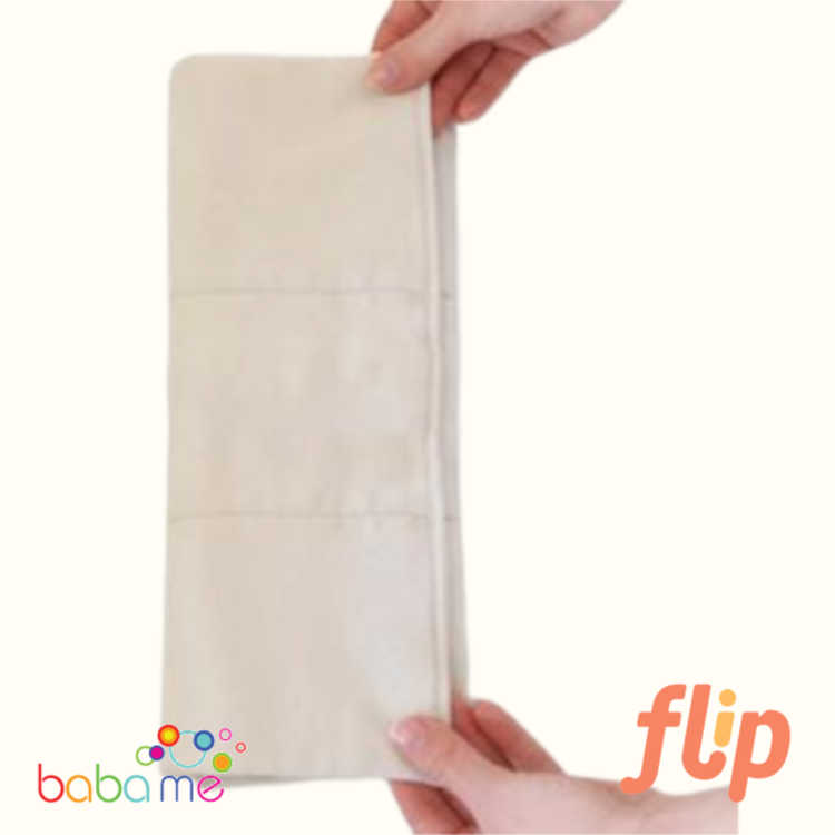 Flip Organic Cotton Insert (Overnight)