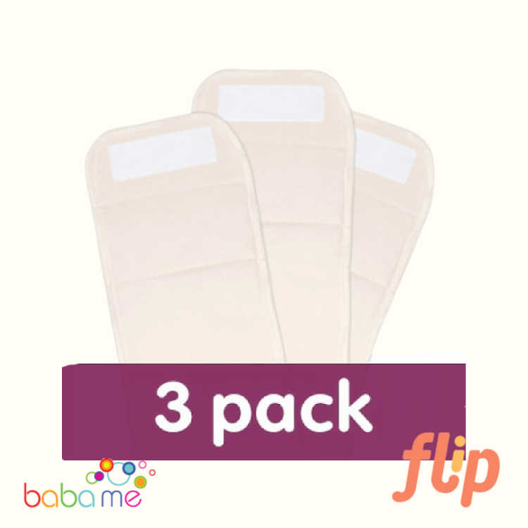 Flip Potty Training Pants Pad: 3-Pack