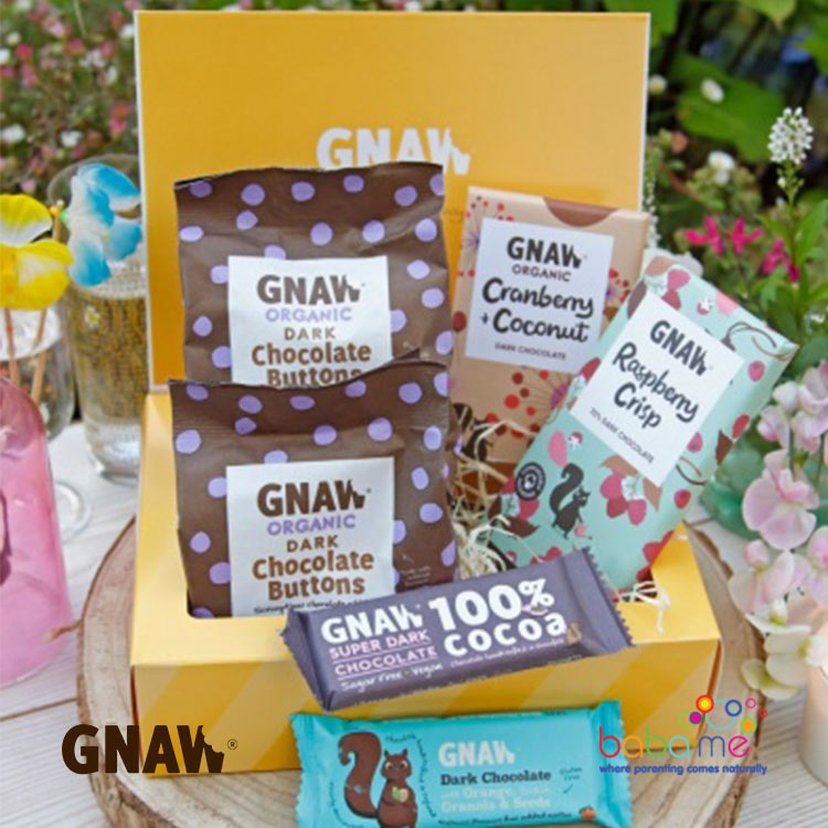 Gnaw Vegan Happiness Chocolate Box