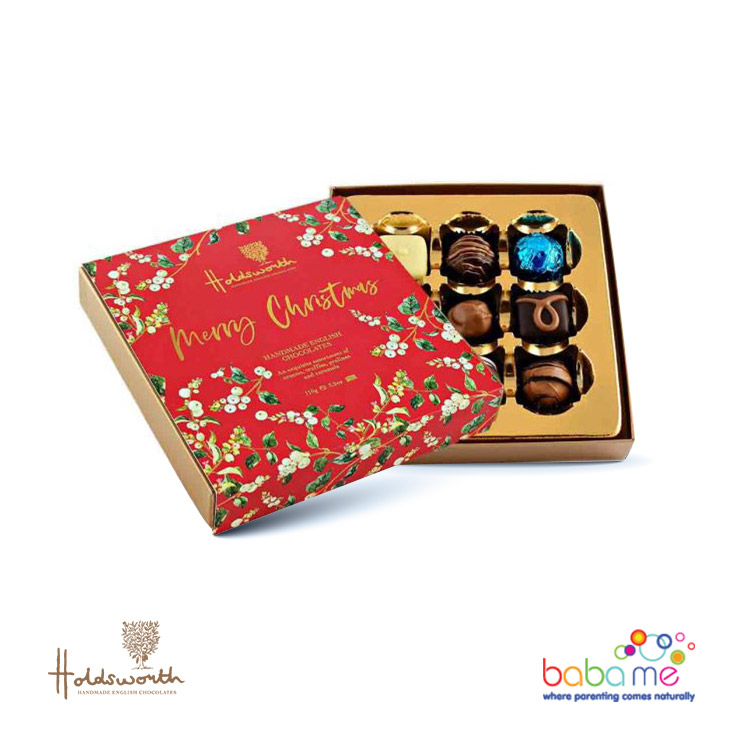 Holdsworth Chocolates - Merry Christmas Gift Box