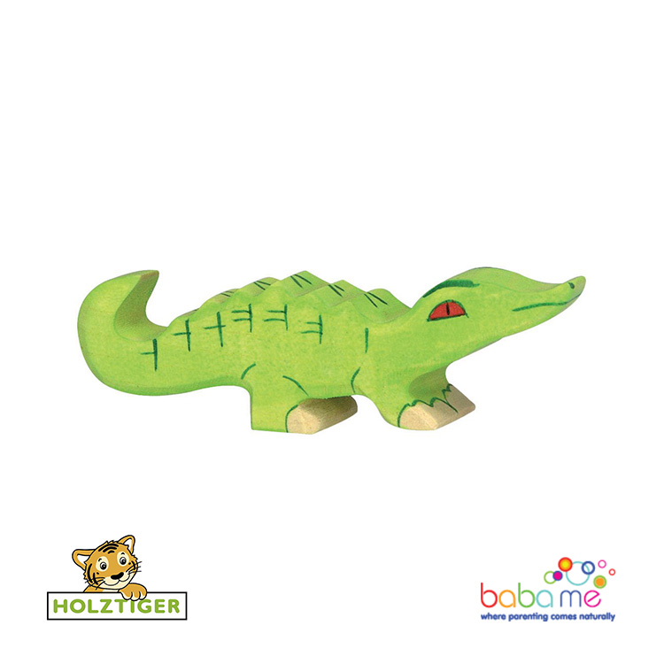 Holztiger Crocodile Small