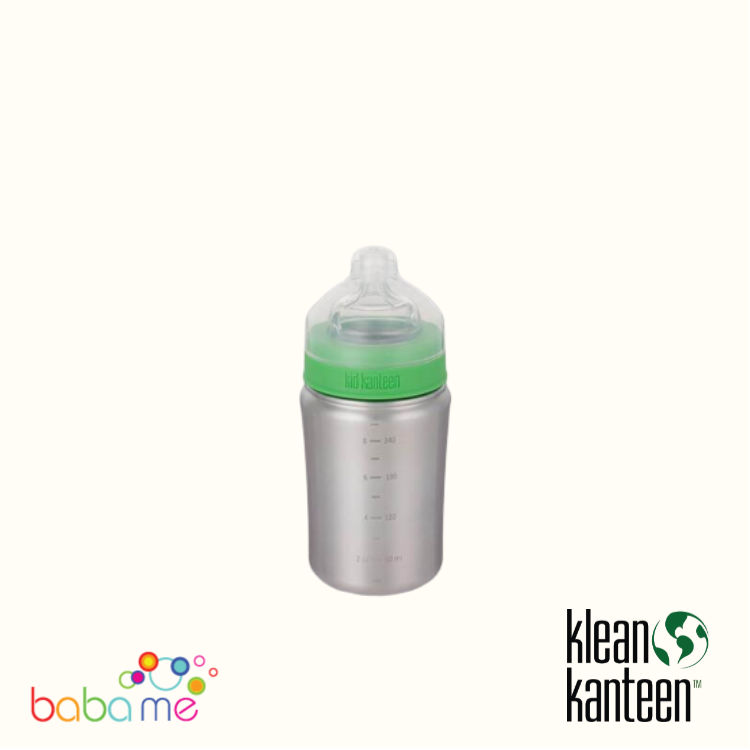 Kid Kanteen 266ml Nipple Top Medium Flow