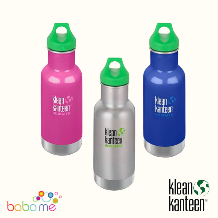 Klean Kanteen Kid Classic Insulated 355ml/12oz