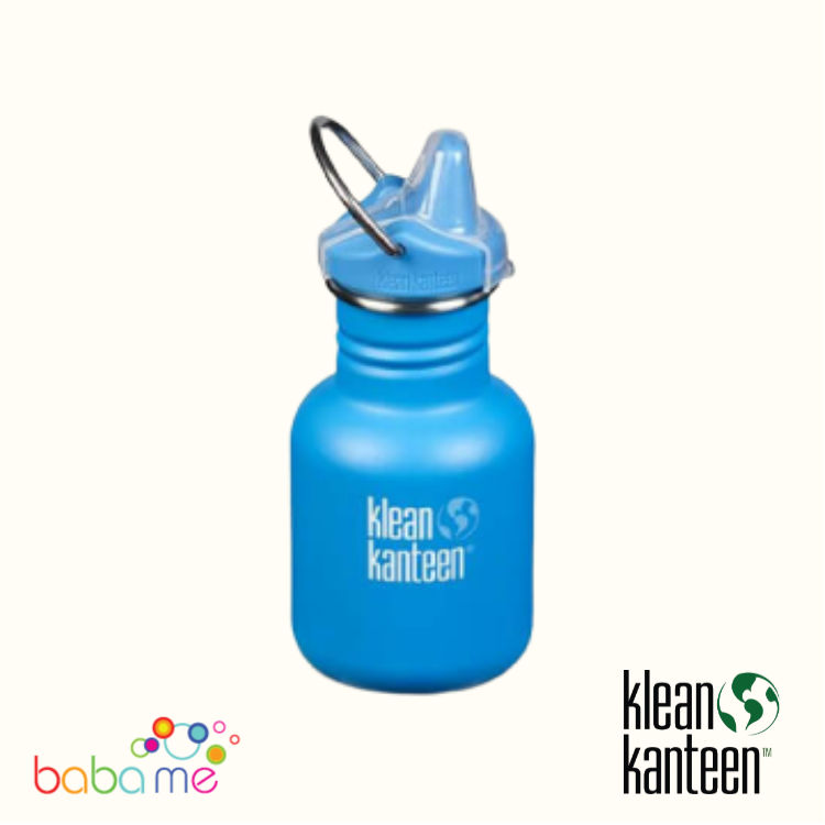 Klean Kanteen Kid Kanteen 355Ml Sippy Pool Party