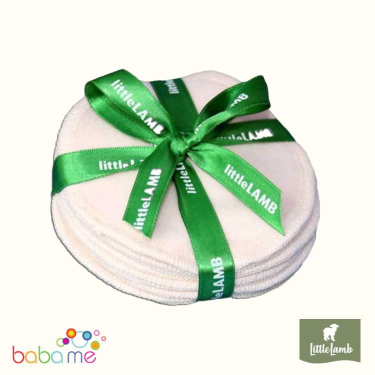 Little Lamb Bamboo Breast Pads