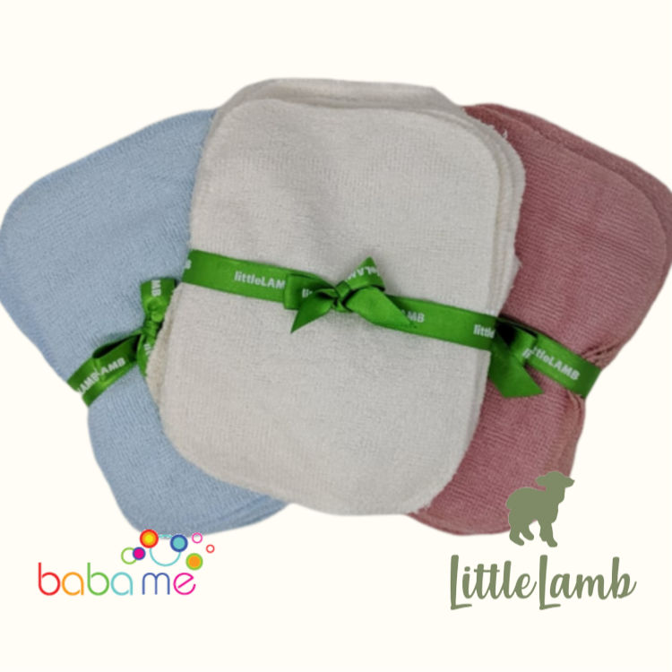 Little Lamb Cloth Baby Wipes