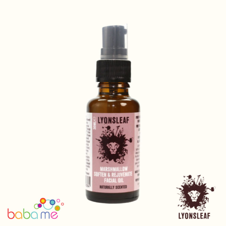 Lyonsleaf Marshmallow Facial Oil Scented