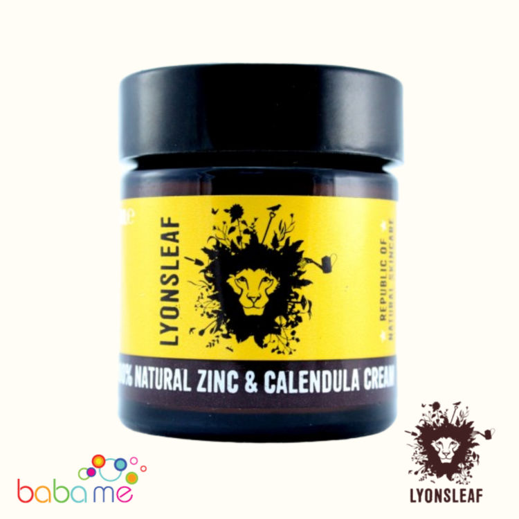 Lyonsleaf Zinc and Calendula 120ml