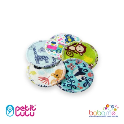 Petit Lulu Reusable Cotton Pads