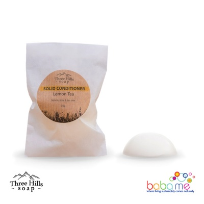 Three Hills Soap Solid Conditioner Bar