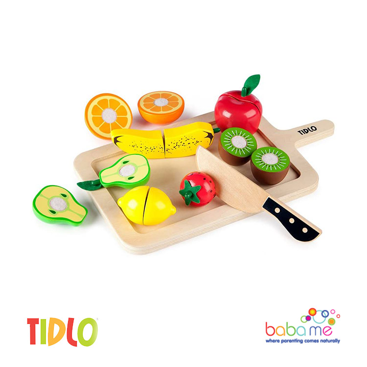 Tidlo Cutting Fruit Set