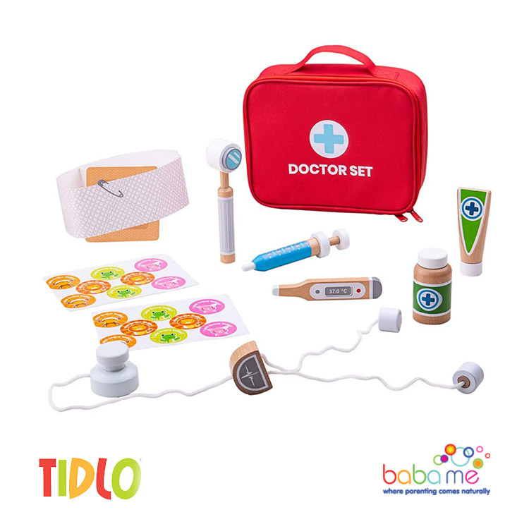 Tidlo DOCTORS SET
