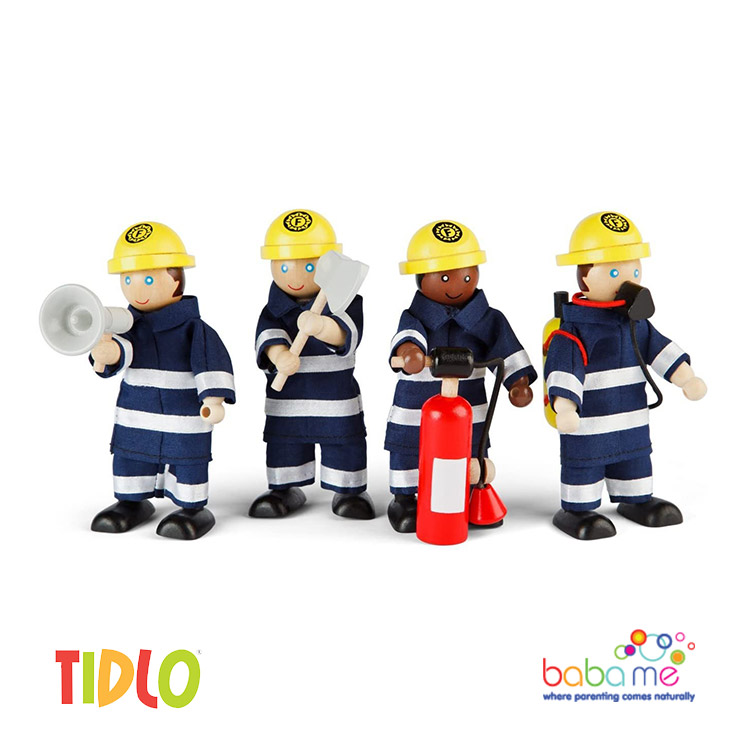 Tidlo Firefighter Set