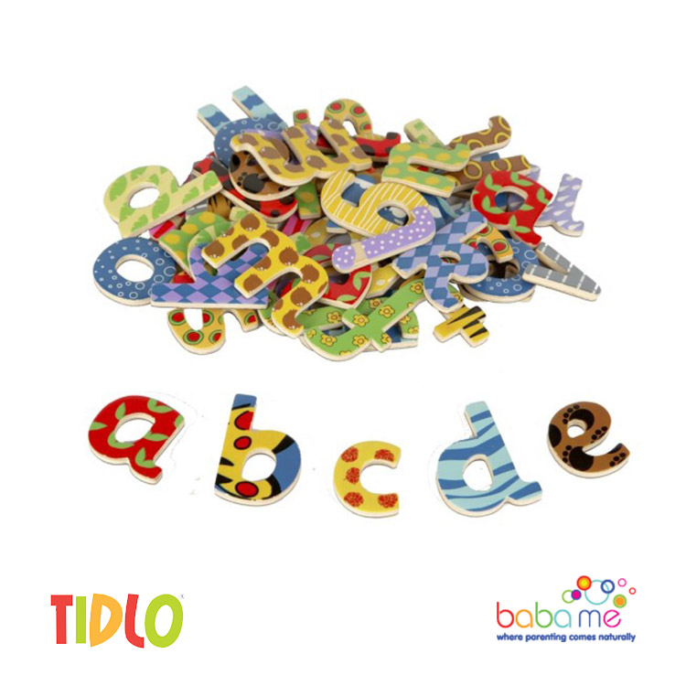 Tidlo Magnetic Letters