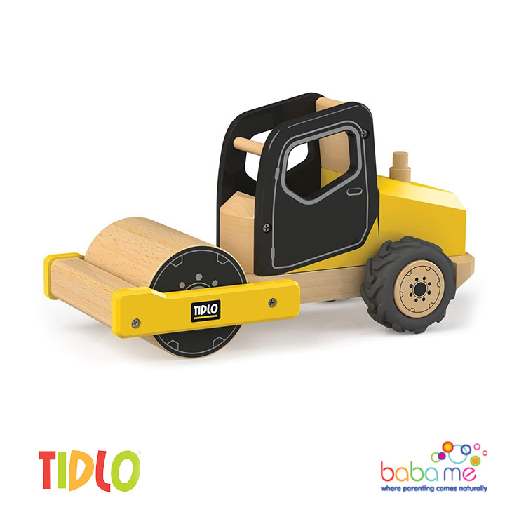 Tidlo Road Roller New