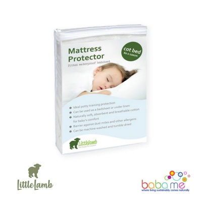 Little Lamb Essential Potty Training Mattress Protector