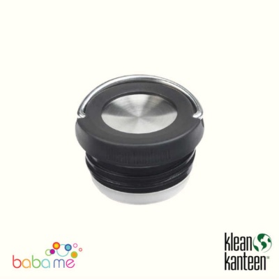 Klean Kanteen Loop Cap Wide Bottle Black