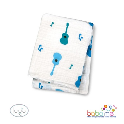 Lulujo Cotton Muslin Wraps