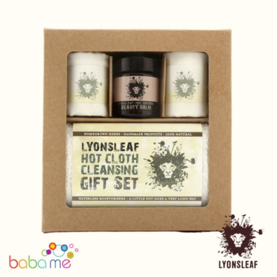 Lyonsleaf Hot Cloth Cleansing Gift Set