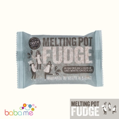 Melting Pot Fudge Irish Cream Liqueur & White Chocolate