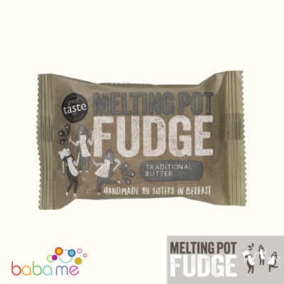 Melting Pot Fudge Traditional Butter