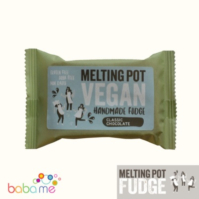 Melting Pot Fudge Vegan Chocolate