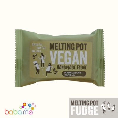 Melting Pot Fudge Vegan Madagascar Vanilla